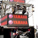 Stand Yamaha Expo Moto