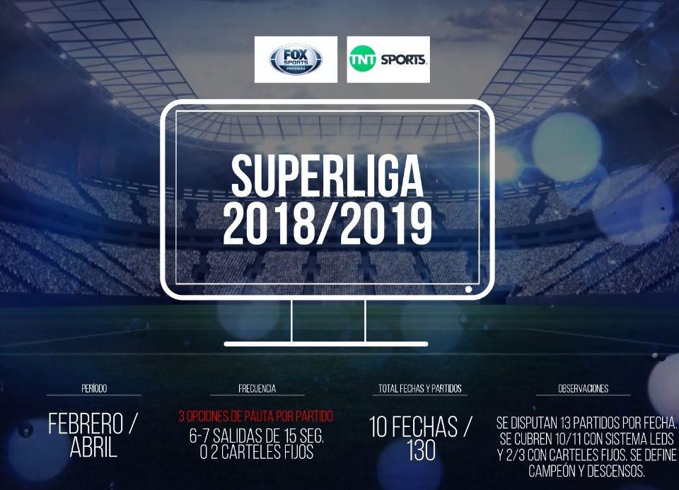 Calendario Superliga